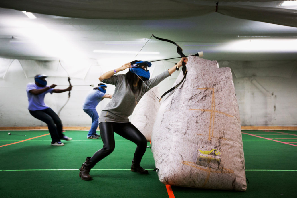 Archery Dodgeball