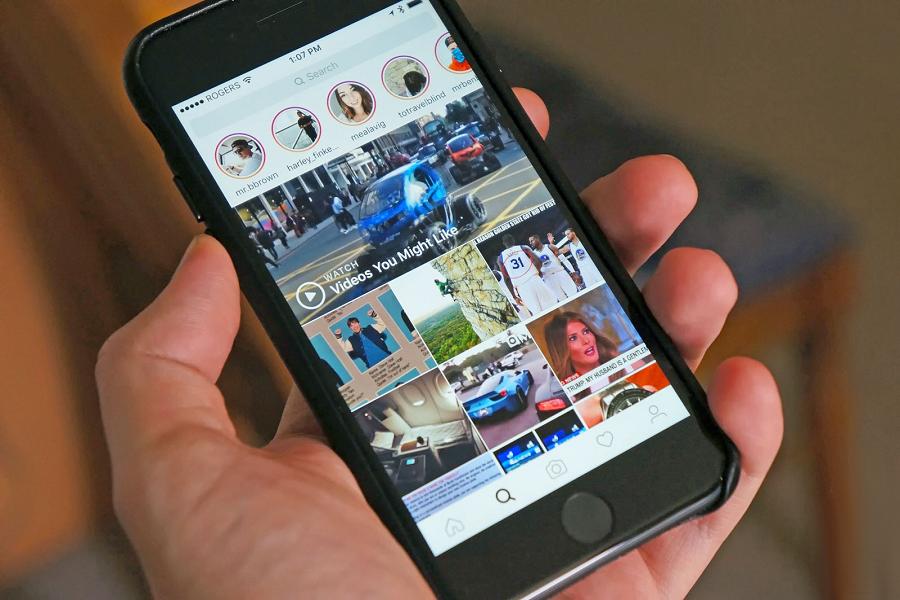 Basta Screenshot! Su Instagram adesso i Post si salvano in privato.