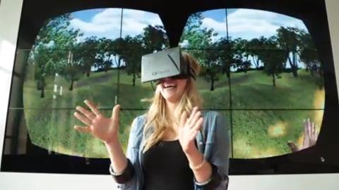 Ecco i 53 titoli dei giochi per il controller touch Oculus