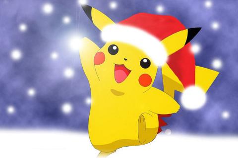 """Il Nuovo """"Pokemon Go"""" include un'edizione limitata di Pikachu, Santa Claus!"""
