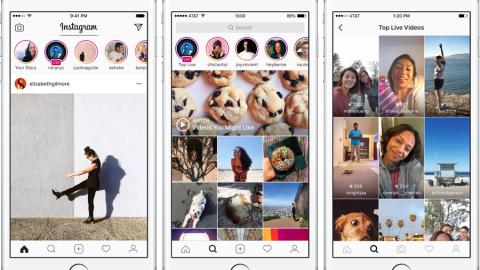 Instagram Live oggi porta lo streaming nelle vostre Storie