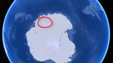 """L'Antartide nasconderebbe una """"base segreta UFO"""" dei nazisti"""