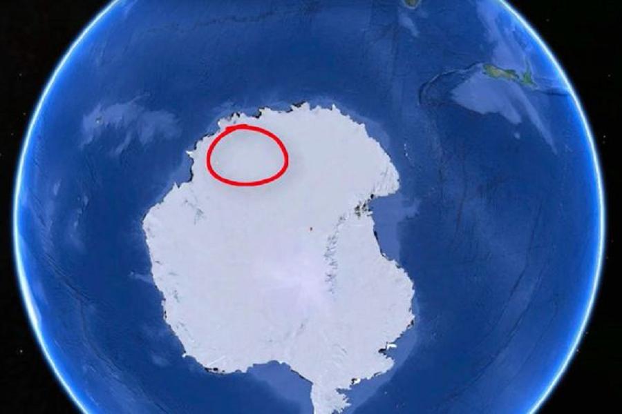 L'Antartico base segreta UFO dei nazisti