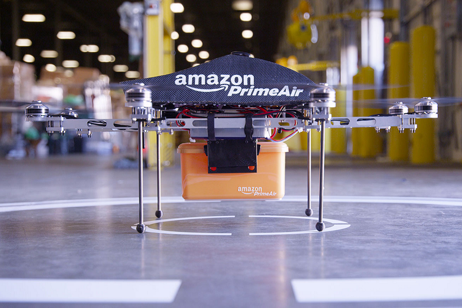 Myfacemood - Amazon Prime Air