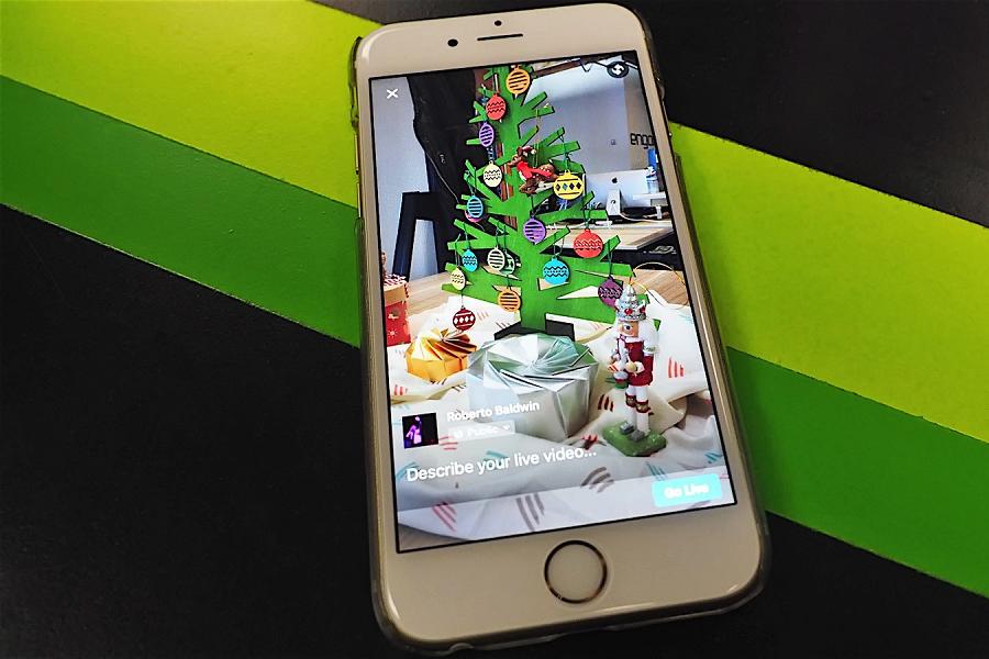 Myfacemood - Facebook, adesso i Livestream sono a 360° gradi