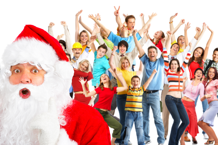 Myfacemood - Natale in Famiglia
