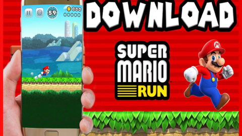 Super Mario Run: 2,85 milioni di download il primo giorno