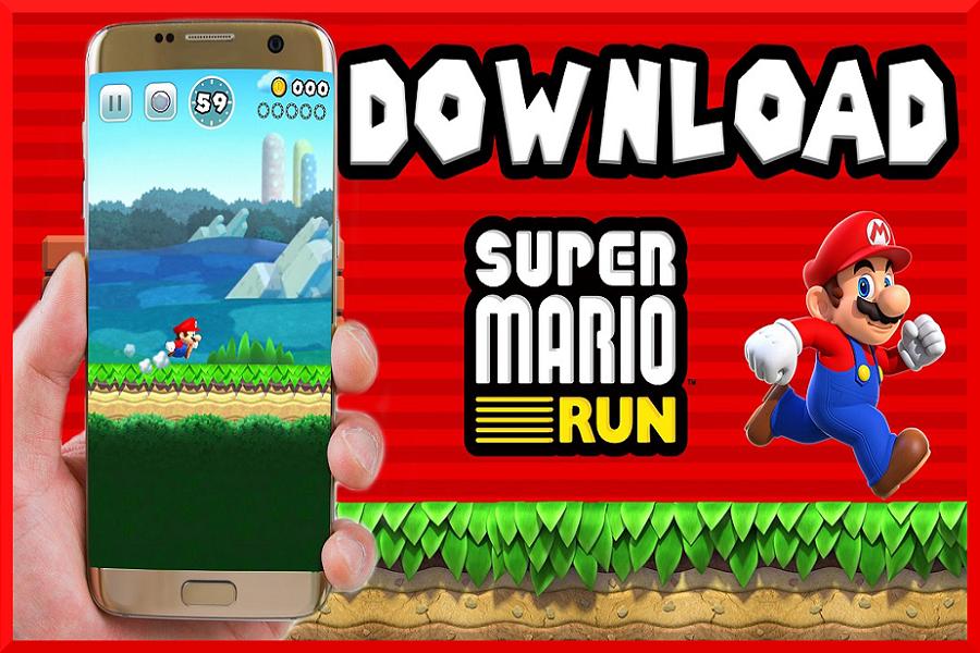 Myfacemood - Super Mario Run scaricato ben 2,85 milioni di volte