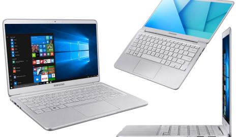 Samsung aggiorna il Notebook 9 con i nuovi processori Intel