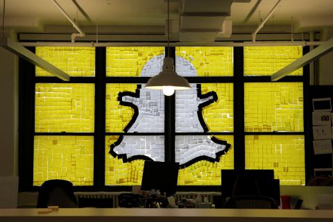 Snapchat compra Simag'n e corre verso la Realtà Aumentata
