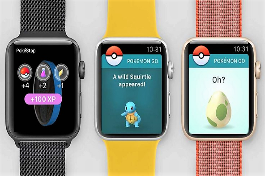 Myfacemood - Pokemon Go per Apple Watch
