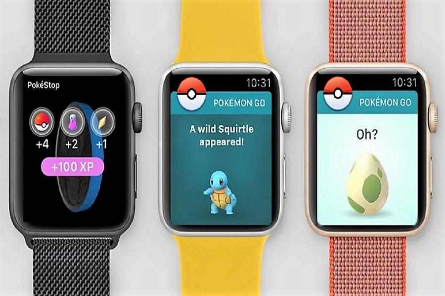 Myfacemood - Pokemon Go per Apple Watch
