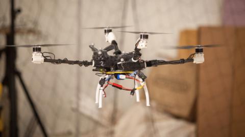 Progetta il tuo Drone da sogno con il MIT