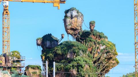 Pandora, il mondo di Avatar a tema Disney!