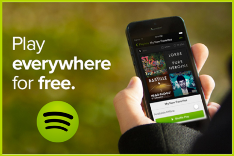 """Con """"Jump In"""" di Spotify, l'opzione """"on demand"""" potrebbe diventare gratuita. In parte."""