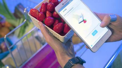 Lo Smartphone Changhong H2 rivela la composizione degli oggetti!