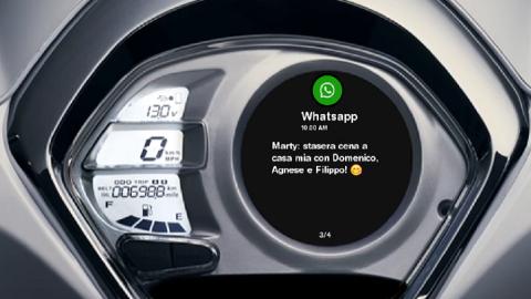 Noodoe è il nuovo Sistema Intelligente di Kymco per gli Scooter