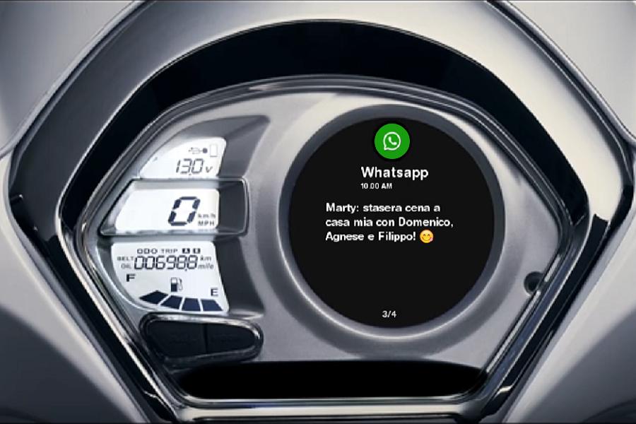 Myfacemood - E' arrivato Noodoe, il nuovo Sistema Intelligente di Kymco per gli Scooter