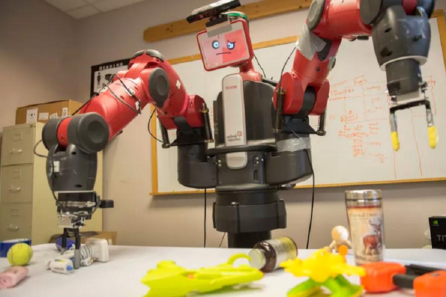 Myfacemood - Google manda i robot a scuola