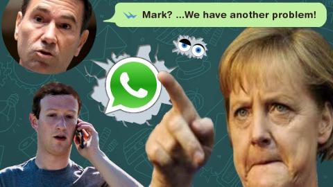 La Germania diffida Facebook: Stop alla raccolta dei dati sensibili!