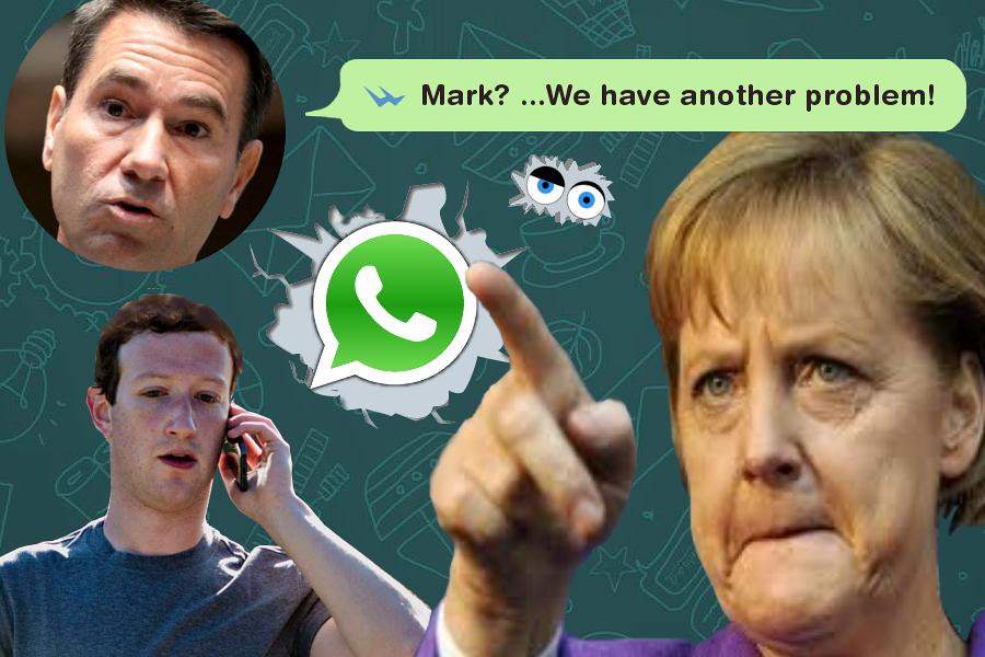 Myfacemood - La Germania diffida Facebook: Stop alla raccolta dei dati sensibili!