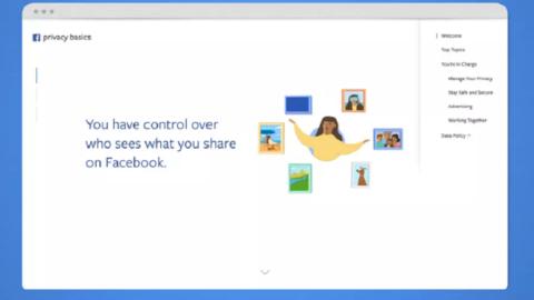 Le Impostazione sulla Privacy di Facebook, da oggi saranno più chiare