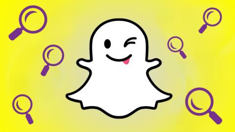 """Snapchat: sta arrivando la nuova """"barra di ricerca""""!"""