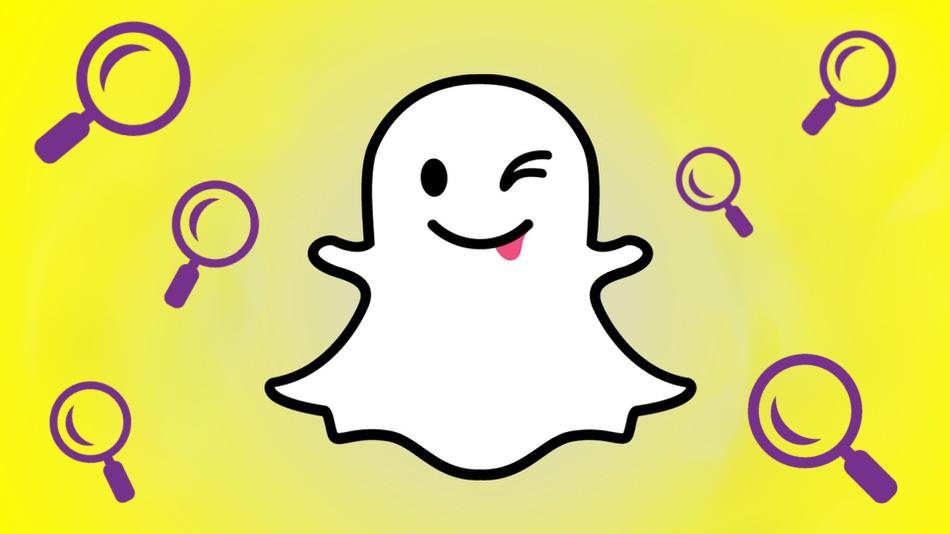 Myfacemood - Snapchat sta arrivando la nuova barra di ricerca