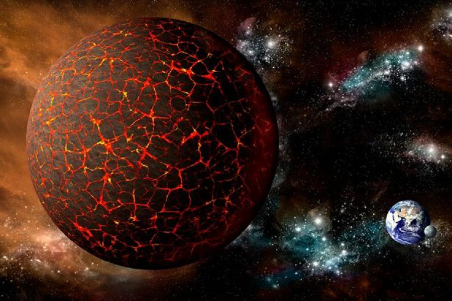 Niburu potrebbe entrare in collisione con la Terra