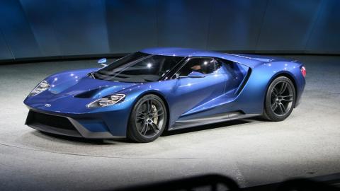 Nuova Ford GT: guidare a 320 Km/h è difficile!