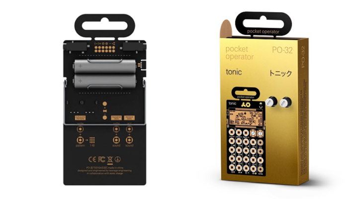 Tonic PO-32 byTeenage Engineering!
