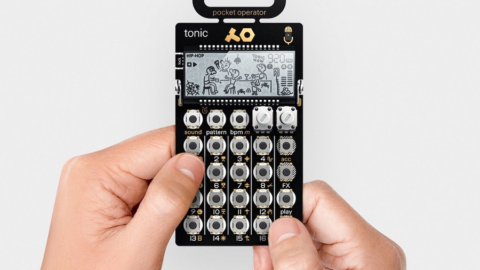 Tonic PO-32: il nuovo sintetizzatore tascabile da sballo della Teenage Engineering!