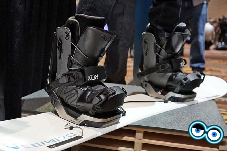 XON SNOW-1 per snowboard by Cerevo