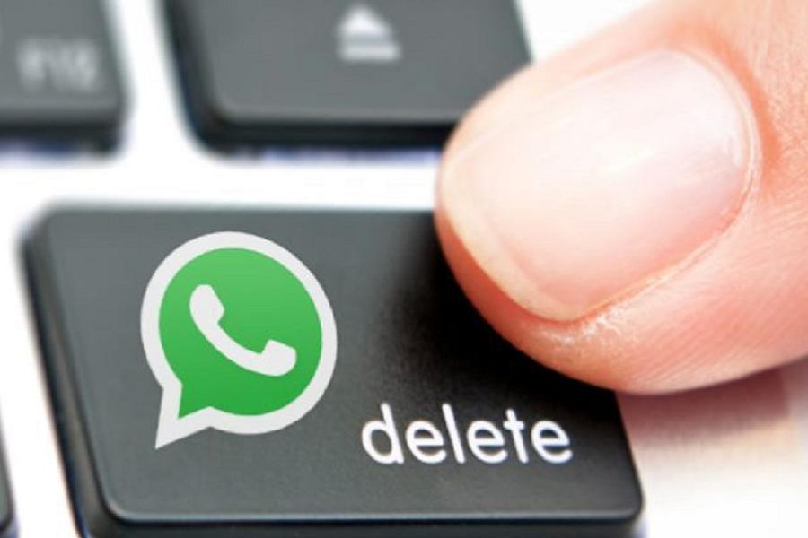 Cancellare un messaggio inviato per errore su WhatsApp Presto sarà possibile