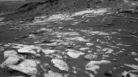 Uno sguardo su Marte