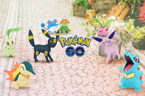 80 nuovi Pokémon stanno arrivando!
