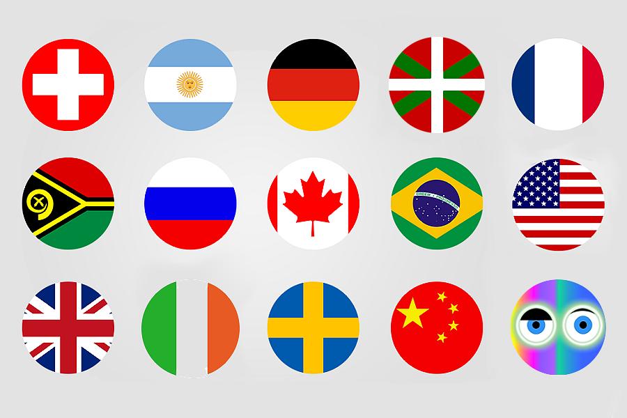 Myfacemood - Facebook aggiunge 200 bandiere alla foto del profilo!