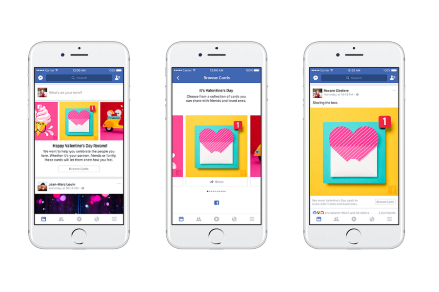 Myfacemood - Le nuove Cards di Facebook