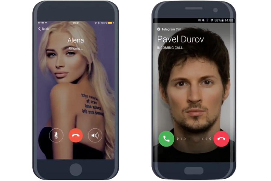 Myfacemood - Chiamate vocali in arrivo su Telegram!
