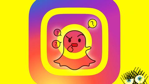 """Continua la """"Snapchattizzazione"""" di Instagram!"""