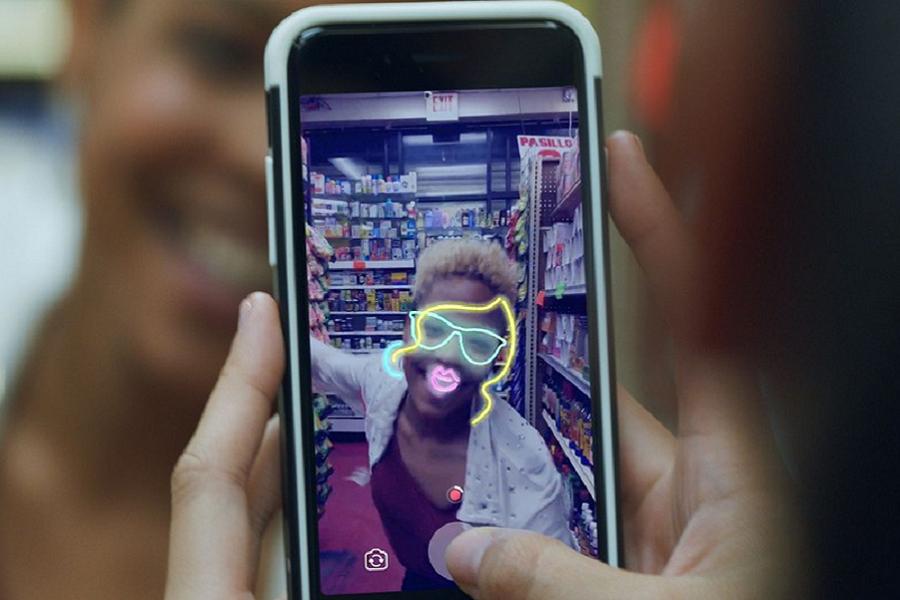 Myfacemood - Le maschere di Facebook Stories