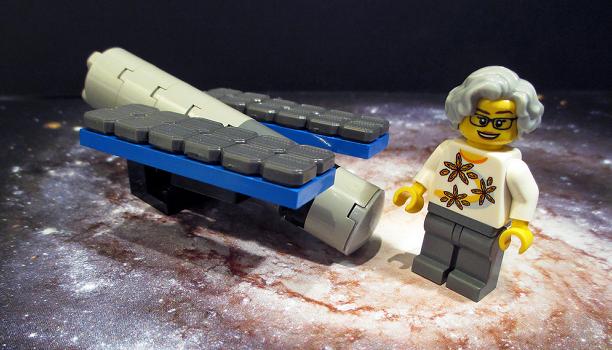 Myfacemood - Nancy Grace Roman Lego