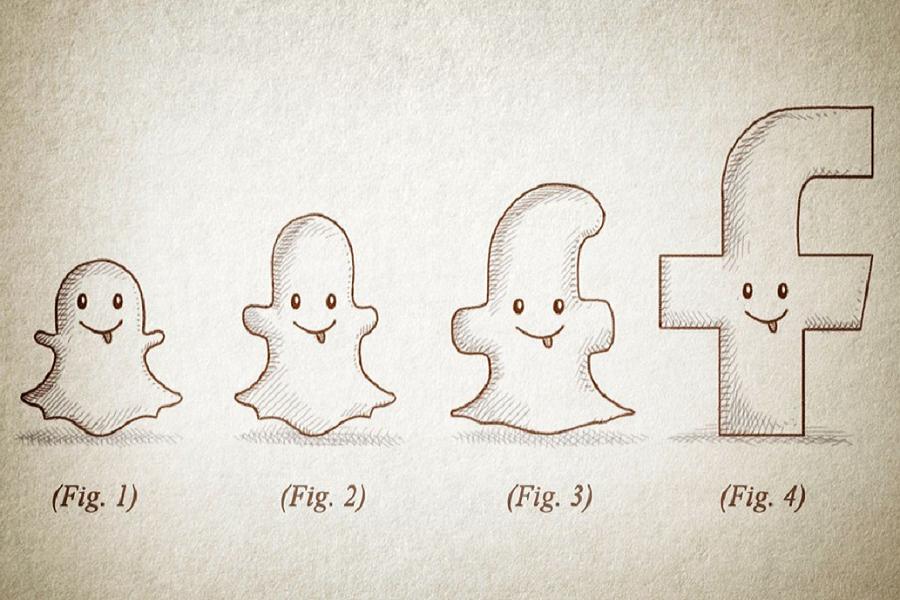 Myfacemood - La Snapchattizzazione è completa. Con Facebook Stories, la clonazione è terminata!