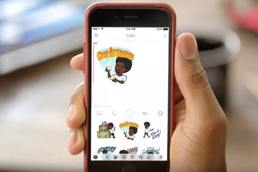 Myfacemood - Trasforma i tuoi amici in Bitmoji su Snapchat. Ma solo su Android