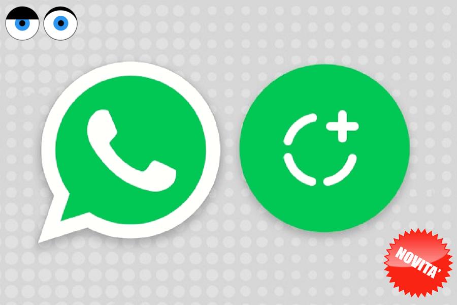 Myfacemood - WhatsApp reintroduce lo Stato il testo