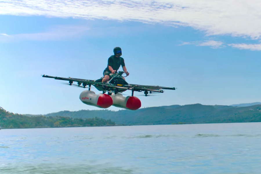 "Myfacemood - Flyer by Kitty Hawk, la ""macchina volante"" di Larry Page!"