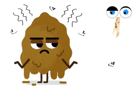 """Dai un """"volto Emoji"""" alla tua Cacca 💩 con Poop Troop Keyboard!"""