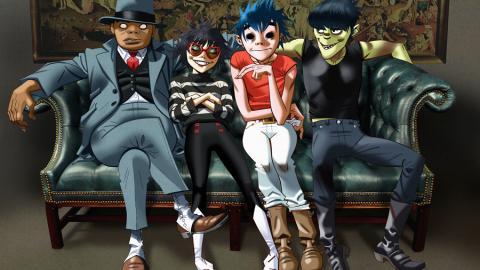 Gorillaz: la band a cartoni animati sembra non fermarsi più!