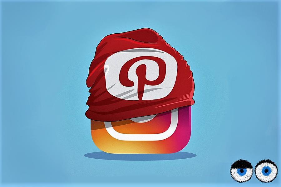 Myfacemood - Instagram colpisce ancora! Un'altra caratteristica copiata questa volta da Pinterest!