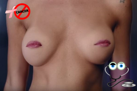 """""""Tutti amano le Tette"""": la nuova Campagna di sensibilizzazione per la Prevenzione del Tumore al seno!"""